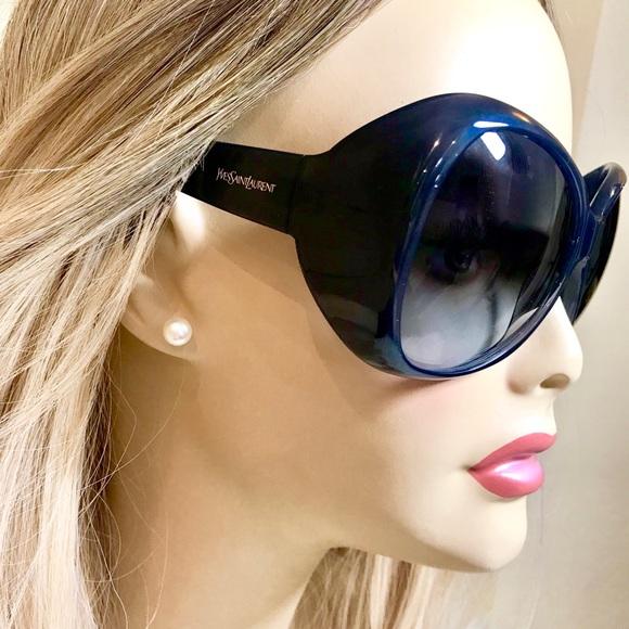 59a47f8d0191 YSL Oversized Luxury Sunglasses. M 5c467f5a819e90eb10c7de28. Other  Accessories ...